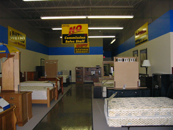United Furniture Warehouse | Maher Construction